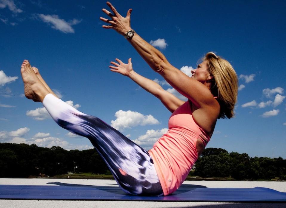 Rooftop Sport Pilates Mat